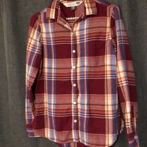 Old navy button up! Size XS